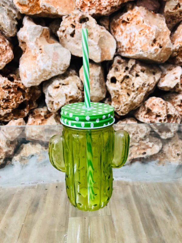 כוס שייק קקטוס