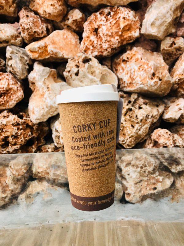 כוס שעם ענק לקפה