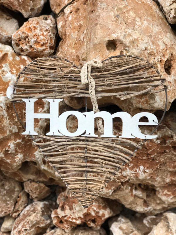 מתלה לב HOME